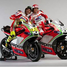 Valentino_rossi and Nicky_hayden