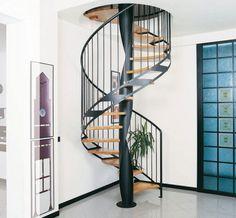 Exterior Spiral Staircase Kits - Custom Metal Spiral Staircase | I ...