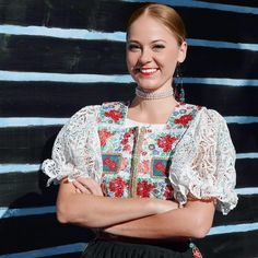 Zvolenská Slatina, Podpoľanie, Slovakia Kimono Top, Sari, Tops, Women, Fashion, Saree, Moda, Women's, La Mode