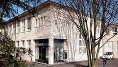 Event- und Konferenzzentrum mediacampus - Eventlocation in Zürich #Loft Zurich, Loft, Cabin, House Styles, Outdoor Decor, Home Decor, Centre, Decoration Home, Room Decor
