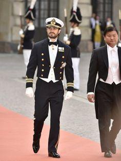 The Groom Prince Carl Philip