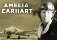 Amelia Earhart became the best-known female flier in America. See a gallery of other significant women in flight of the 20th century.