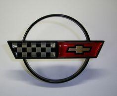 c4 corvette | C4 Corvette Emblem