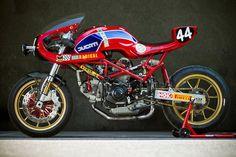 Custom Ducati Monster by Radical Ducati