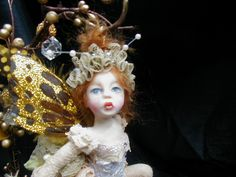 Nancye's Art Dolls..