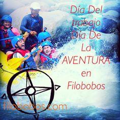 #DiaDelTrabajo día de la #aventura en #filobobos http://www.filobobos.com #Veracruz