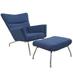 Soma Classics - Wegner Replica CH445 Wing Chair, $774.99 (http://www.somaclassics.com/wegner-replica-ch445-wing-chair/)
