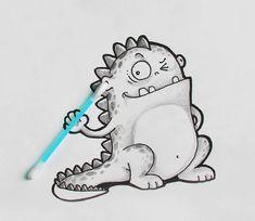 Dragón limpio