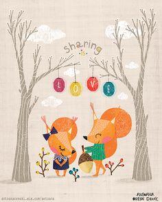 Antoana Oreski ©2014  Sharing is Love!