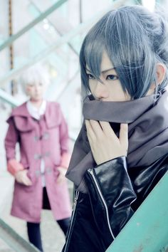 Nezumi & Shion | No.6 // I'm freakin' all about this anime! O.O