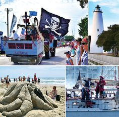 With celebrations year-round, it's always a great time to take the ferry to Ocracoke Island! Read about events in: Outer Banks This Week magazine