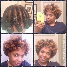 Lovely Flat Twist And Curl @corkyz_naptural_flo - http://www.blackhairinformation.com/community/hairstyle-gallery/natural-hairstyles/lovely-flat-twist-curl-corkyz_naptural_flo/ #naturalhairstyles