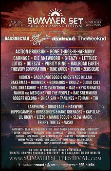 cool Summer time Time Set Track & Tenting Pageant broadcasts full line-up w/ Deadmau5 and extra Check more at http://worldnewss.net/summer-time-time-set-track-tenting-pageant-broadcasts-full-line-up-w-deadmau5-and-extra/
