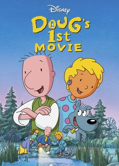 Doug's 1st Movie - In their very first big-screen adventure, Doug Funnie and his best friend Skeeter find a monster living in Lucky Duck Lake.