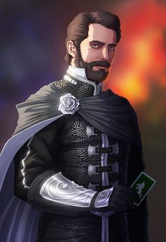 Prince Corwin by ~Clayman84 Roger Zelazny's Chronicles of Amber