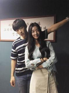 """""""Save Me"""" Seo Ye-ji and Woo Do-hwan"""