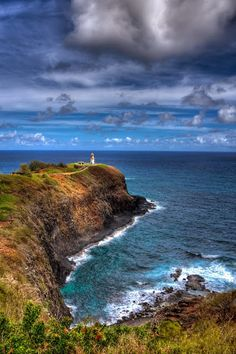 Kilauea Lighthouse - Hawaii