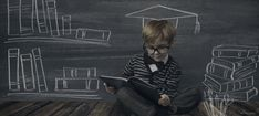 Photo about Child Little Boy in Glasses Reading Book over School Black Board with Chalk Drawing, Kids Preschool Development, Children Education Concept. Image of chalk, happy, activity - 53439061 Boys Glasses, Teaching Philosophy, Homeschool Curriculum, Homeschooling Resources, Kids Education, Kids Learning, Books To Read, Barn, Children