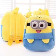 Online Shop High Quality Despicable Me Minion Backpack School Bag Children  Mochila Infantil Girls Kids Children Backpacks Shoulder Bag 1360748d169bd