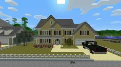 Mincraft house I made on Xbox