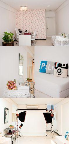 estúdio decor studio photography organization