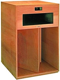 """Klipsch La Scala - Flanking the 65"""" in the living room, I've loved em since the day I bought em!  The 15"""" JBL powered sub fills their only deficiency"""