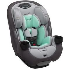 Safety Grow and Go EX Air Convertible Car Seat Teal Topaz Blue - Baby Car Seats Newborn -Ideas of Baby Car Seats Newborn - Safety Grow and Go EX Air Convertible Car Seat Teal Topaz Blue Baby Girl Car, Baby Boy, Luxury Baby Clothes, Baby Footprints, Baby Carriage, Baby Time, Cool Baby Stuff, Baby Car Seats, Infant Car Seats