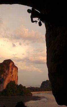 Rock Climbing on Behance