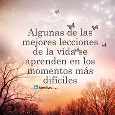 www.familias.com Yo amo a mi familia Frases de Amor, matrimonio, vida #familiafrases