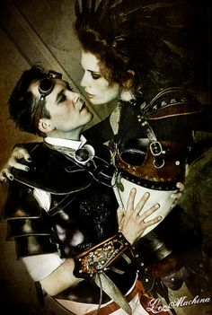 Parliament & Wake | For more steampunk fashion and ideas, follow http://www.pinterest.com/thevioletvixen/i-love-steampunk/ #Provestra #Skinception #coupon code nicesup123 gets 25% off