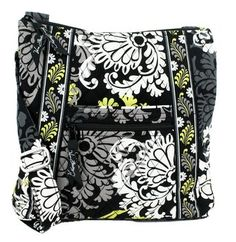 Vera Bradley Hipster | Christmas Gifts For Teenage Girls | Holiday Gifts For Teens