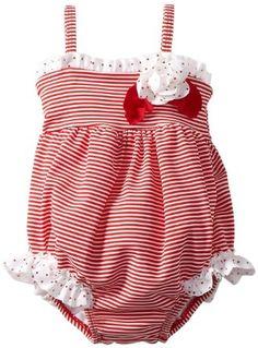Amazon.com: Kate Mack Baby-Girls Regatta Swim Bubble, Clothing