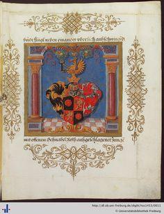 DFG-Adelsbrief Kaiser Leopolds I. für den Bischof Sebastian Rostock von Breslau [S.l.] 1668: Version 3.0