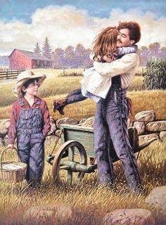 Bountiful Land by Jim Daly