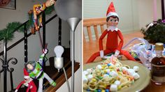 From a Radio City Rockette to an Instagram superstar, here are 25 creative displays for your elf this holiday season.