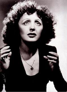 Édith Piaf Amo sua voz