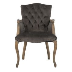 Shop for Christopher Knight Home Moira Velvet Arm Dining Chair. Get free shipping at Overstock.com - Your Online Furniture Outlet Store! Get 5% in rewards with Club O!
