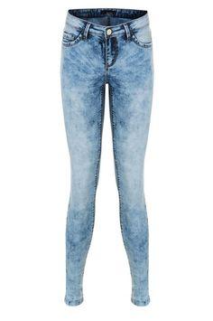 Blue Acid Low Waist Skinny Jeans #TALLYWEiJL #new #collection