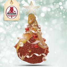Oggi è il giorno dell'Immacolata concezione, tradizionalmente dedicato all'addobbo dell'Albero di Natale. Voi come lo preferite, classico o originale come il nostro? Emoticon wink #renzini
