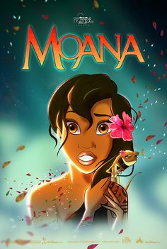 Maybe Moana 1 - From Ariel to Moana by Nyko PK16