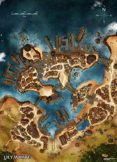 Dungeons (e mapas) para suas aventuras - 49