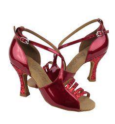 Ladies Latin/Rhythm- C Series - Style #C1651 at Discount Dance Supply