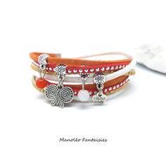 Bracelet LOEVA Manoléo Fantaisies - Manoléo Fantaisies