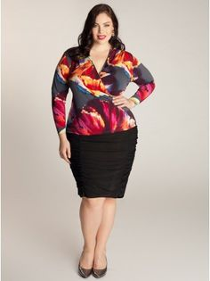 Plus Size Work Clothes Collection | Fashion for Women's Office & Business