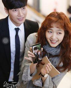 Parkhaejin & kimgoeun
