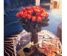 orange roses sergio rossi