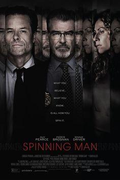 Watch->> Spinning Man 2017 Full - Movie Online