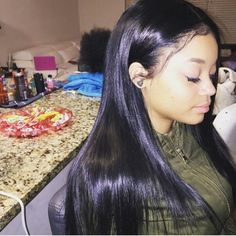 Lace frontal hairline