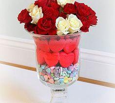 Valentine's Day Centerpiece