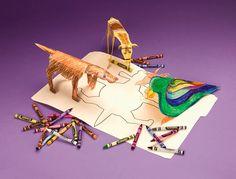 Amazing Animals craft